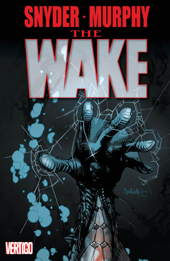 Hand the wake titles